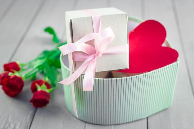 バレンタインの日ボックス