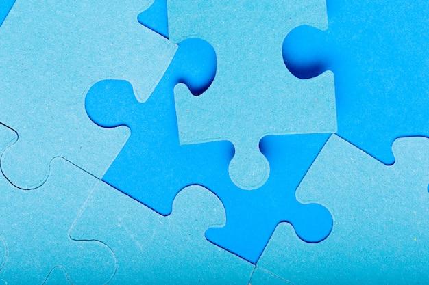 パズルのコンセプト