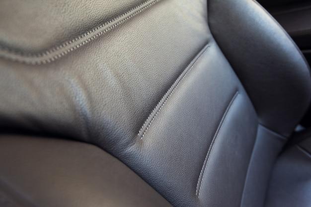Современные детали интерьера автомобиля