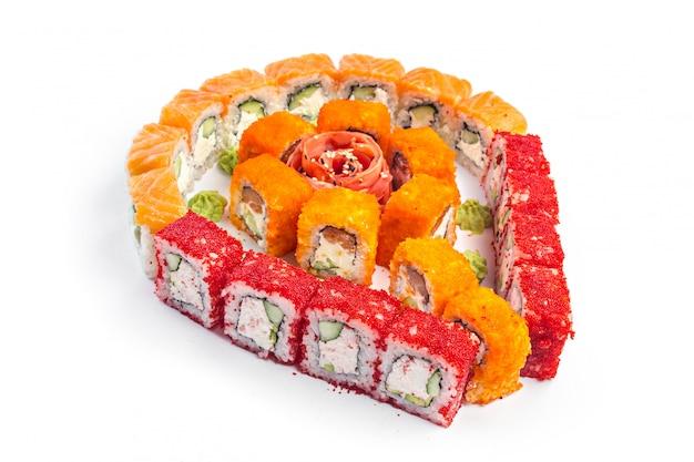 白寿司セット