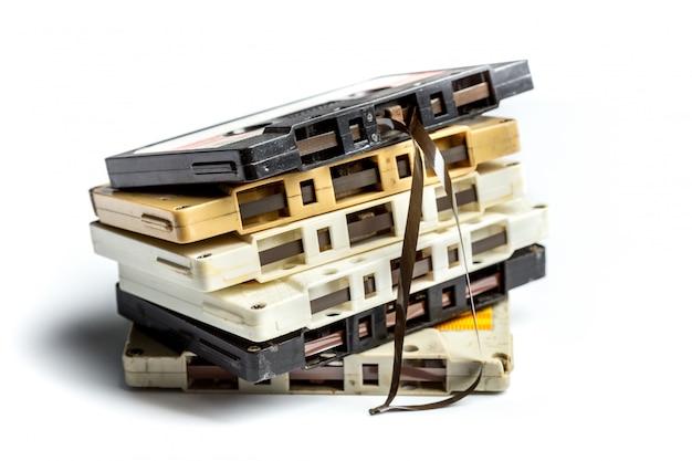 Винтажные кассеты