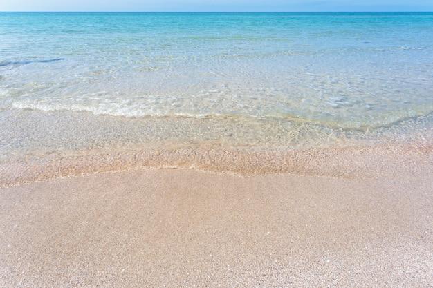 ビーチの背景