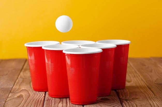 Студенческая вечеринка спорта