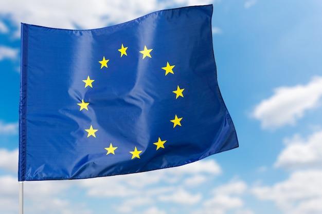 Европейский флаг