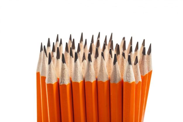 Куча карандашей