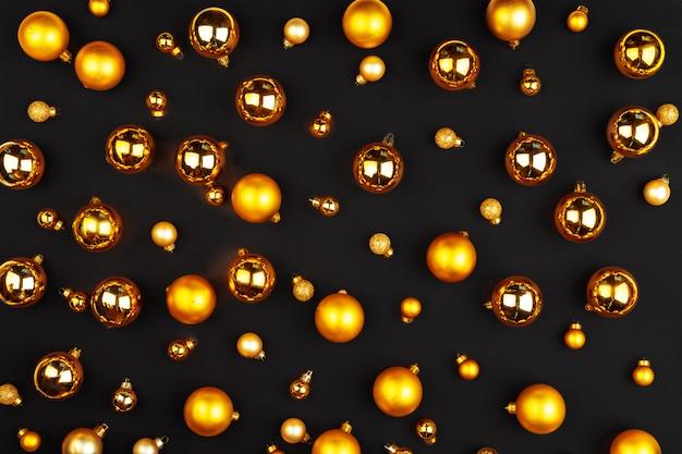 暗い休日の装飾のクリスマスのパターン