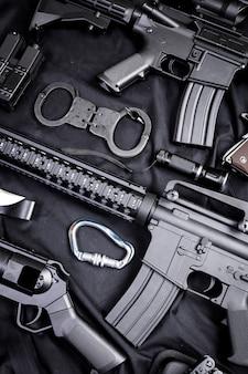 Современное оружие