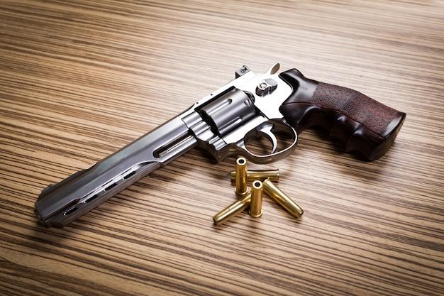 Террористическая концепция. пистолеты. закройте.