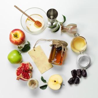 Новогодние еврейские праздничные блюда
