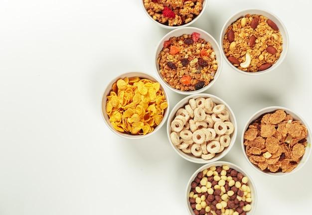 Полезные ингредиенты для завтрака