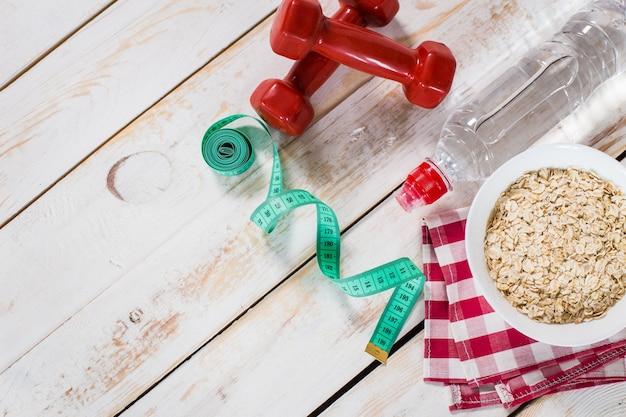 Фитнес каркас с энергетическим завтраком