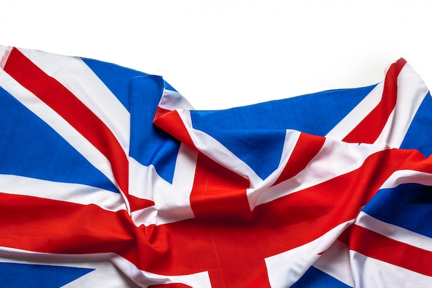ユニオンジャックの旗