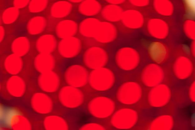 背景として抽象的なクリスマスライト