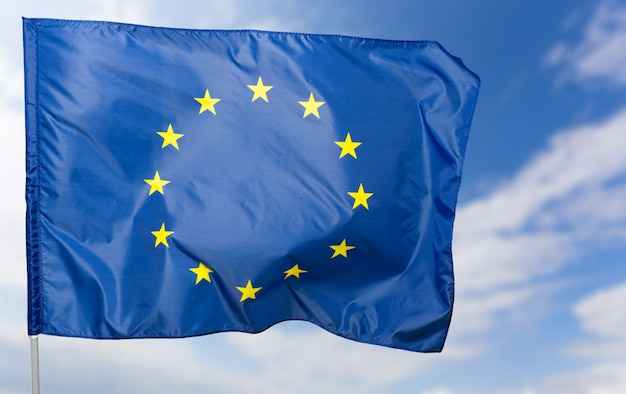 ヨーロッパの旗