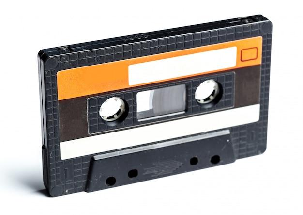 Винтажная кассета изолирована