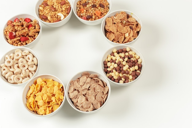 Здоровая диета завтрак ингредиенты
