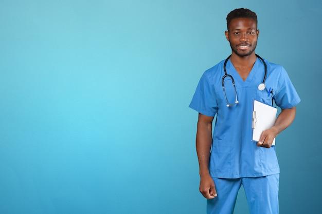 Афро-американский врач