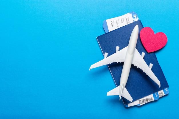 ロマンチックな休暇の背景