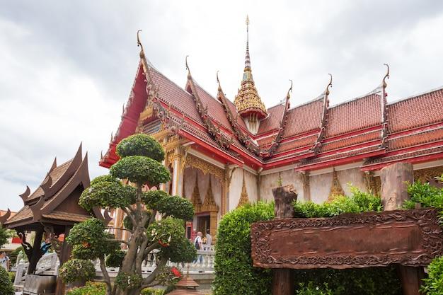 Храм в пай, таиланд