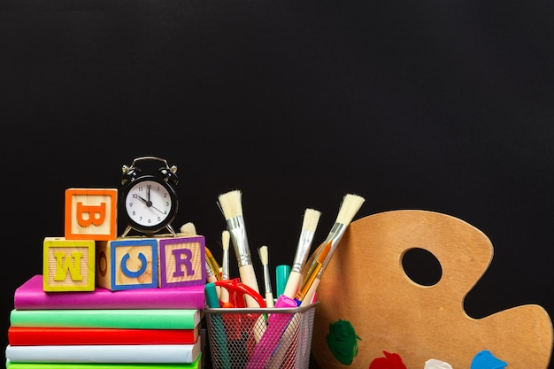 教育または学校概念に戻る。