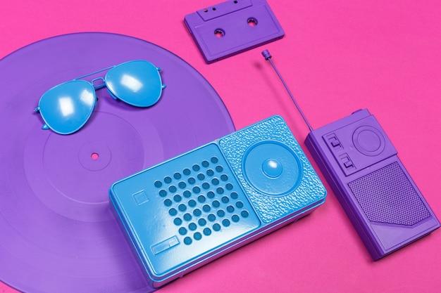 Музыкальные плоские объекты