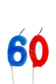 誕生日キャンドル数