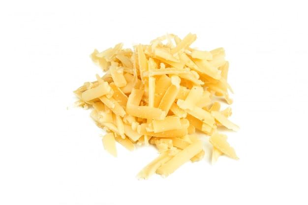 チーズをクローズアップ