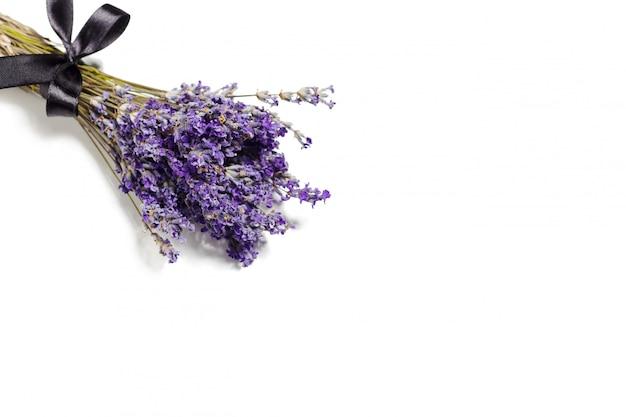 ラベンダーの花の束