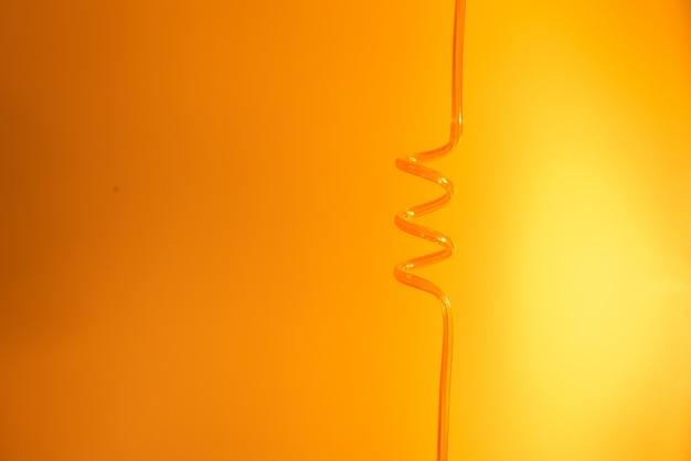 ネオンプラスチック管エココンセプトのモダンでトレンディなバージョン。