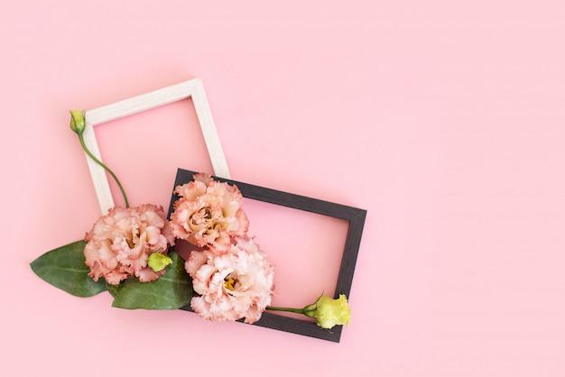 Счастливый день матери, женский день, день святого валентина или день рождения пастельных цветов конфеты фон.