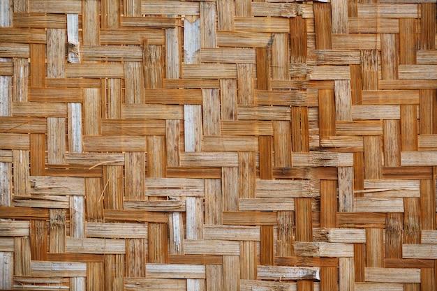 竹の質感と