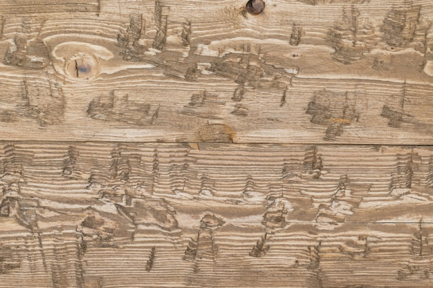 茶色の木の板のテクスチャ。カントリースタイル。