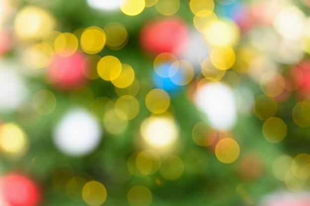 Абстрактный боке размытый цвет фона с боке огни