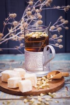 ターキッシュデライトのお茶