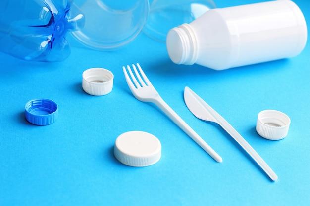 中古プラスチック使い捨て食器