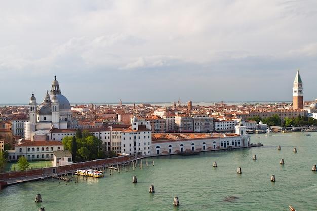 ヴェネツィアのパノラマ