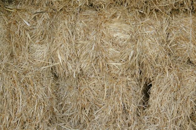 干し草の俵