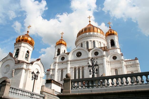 モスクワの救世主キリスト大聖堂