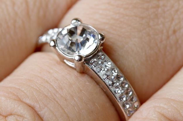 リングダイヤモンド