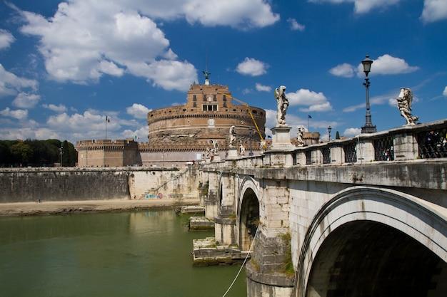 サンタンジェロ城、ローマ