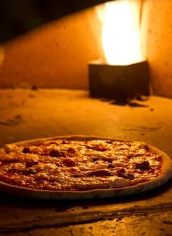 Выпечка пиццы в духовке