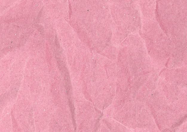 ピンクのしわのテクスチャ