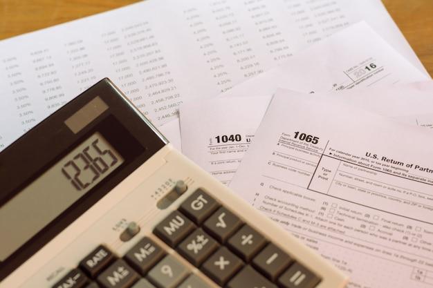 Налоговая форма сша с концепцией налогообложения