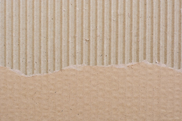 Текстурированный рваный картон