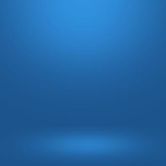あなたの製品を表示するための抽象的なグラデーションブルー