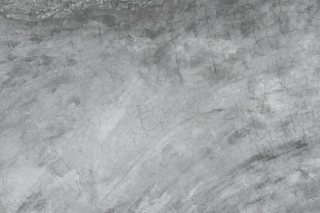 灰色のコンクリート壁の汚れた背景。古い汚いグランジセメント壁。