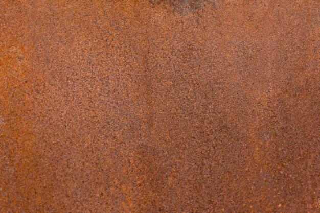 古い金属の鉄の錆テクスチャ