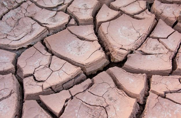 Трещины земли, трещины почвы