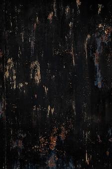 古い金属の質感、壁