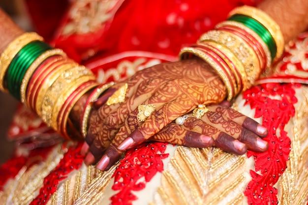 Индийская свадебная церемония